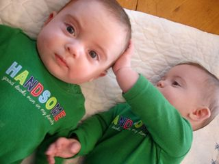 Brody and braeden march 2009