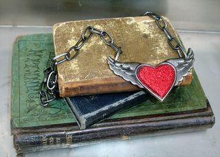 MJ Love Struck Necklace