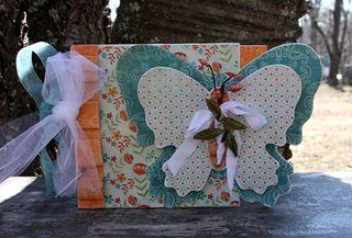 Butterfly fly book v1
