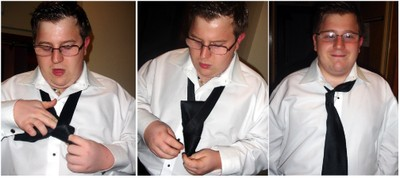 Jon_tying_his_tie