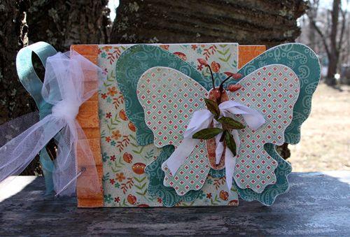 Accucut Butterfly Album