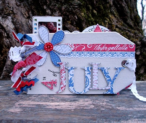 {4th of July}Narratives Wildberry Collection